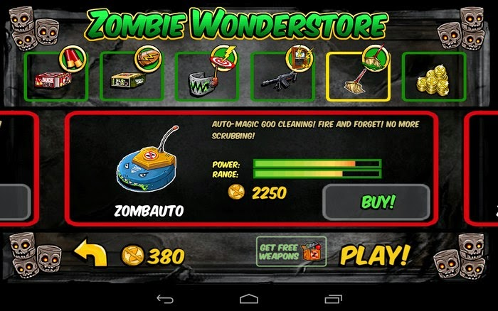 Zombie Wonderland 2 android