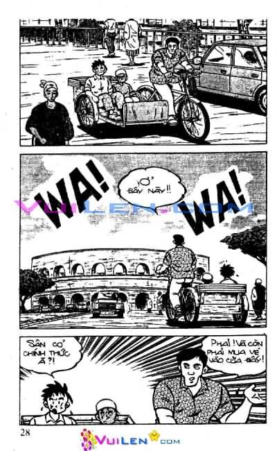 Jindodinho - Đường Dẫn Đến Khung Thành III  Tập 45 page 28 Congtruyen24h