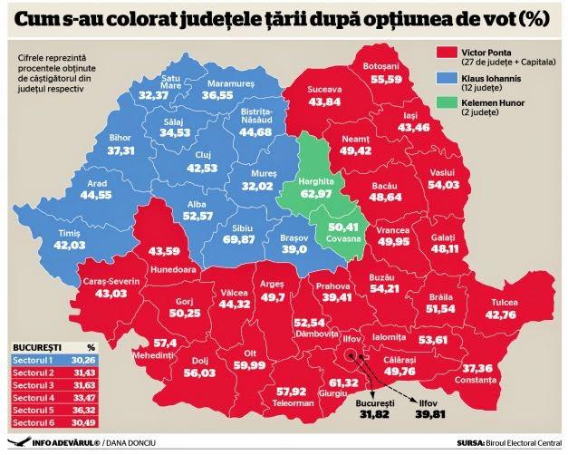 Erdély, Klaus Johannis, Románia, régiósítás, Székelyföld, Victor Ponta, államelnök-választások,