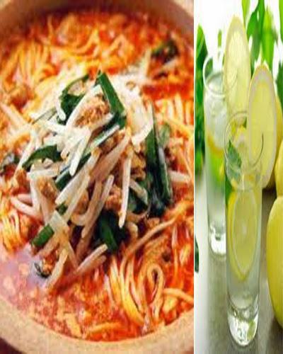 Resep Mie Rebus Spesial Kuah Pedas - County Food