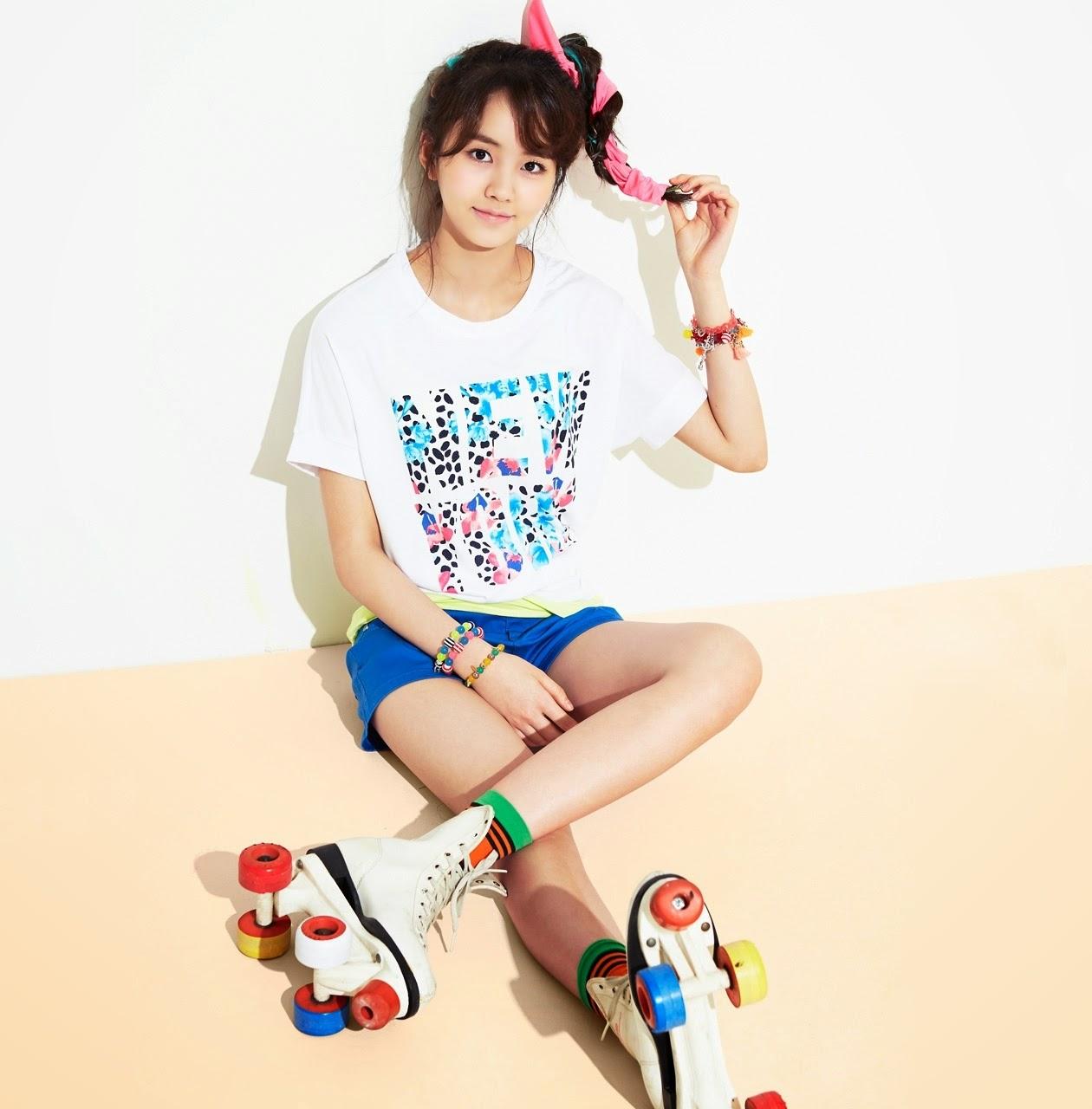 Kim So Eun - Unionbay Spring/Summer 2014
