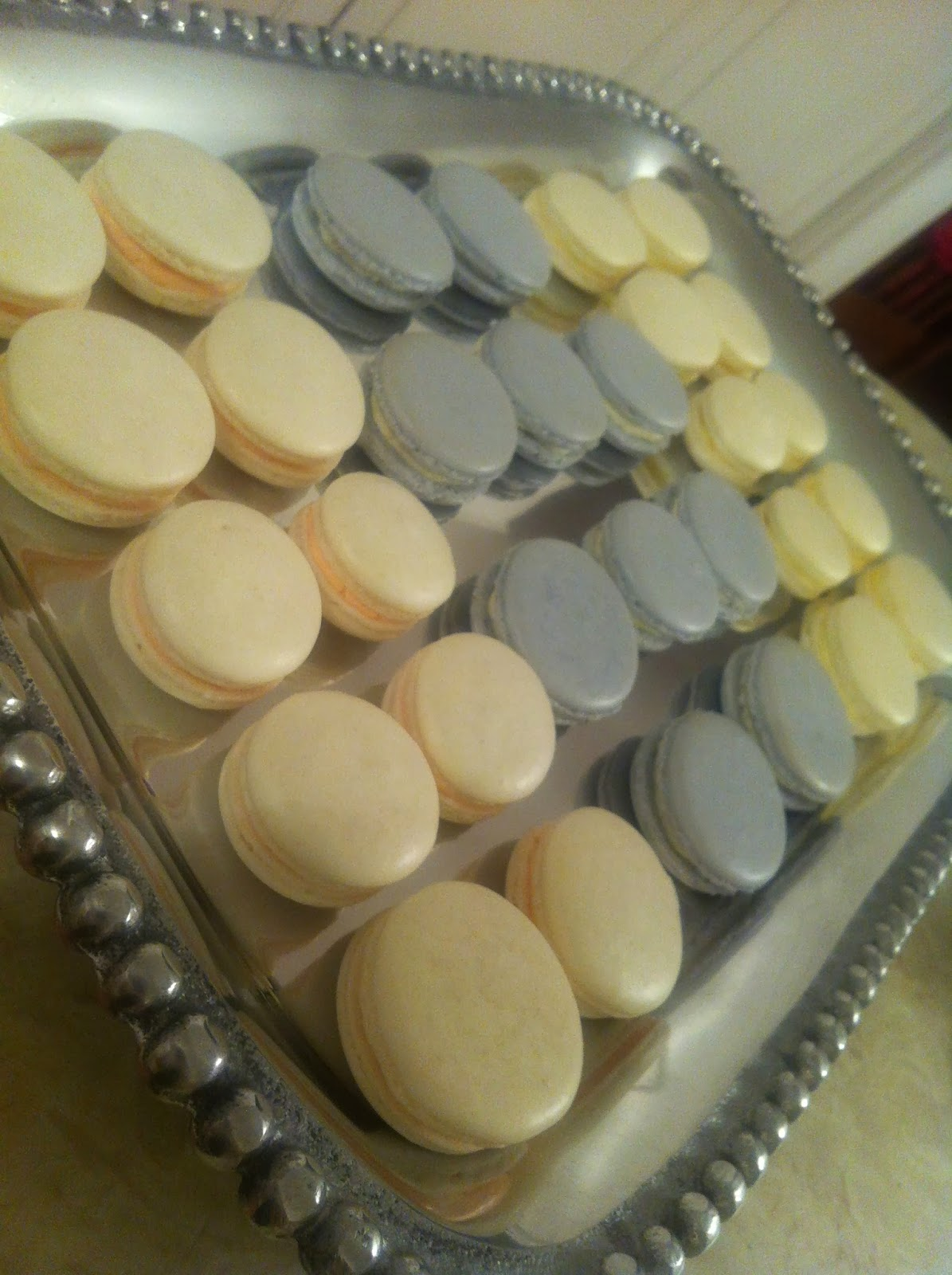 Utah County Wedding Cakes & Dessert Catering dōTERRA French Macarons & Mini Cheesecakes