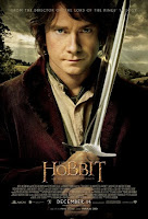 The Hobbit 2012 film movie poster