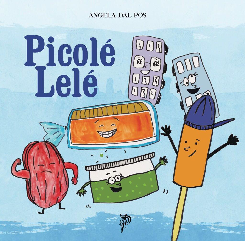Adquira seu livro Picolé Lelé