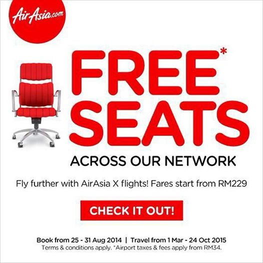Book your free seats now! [KLIK SINI]