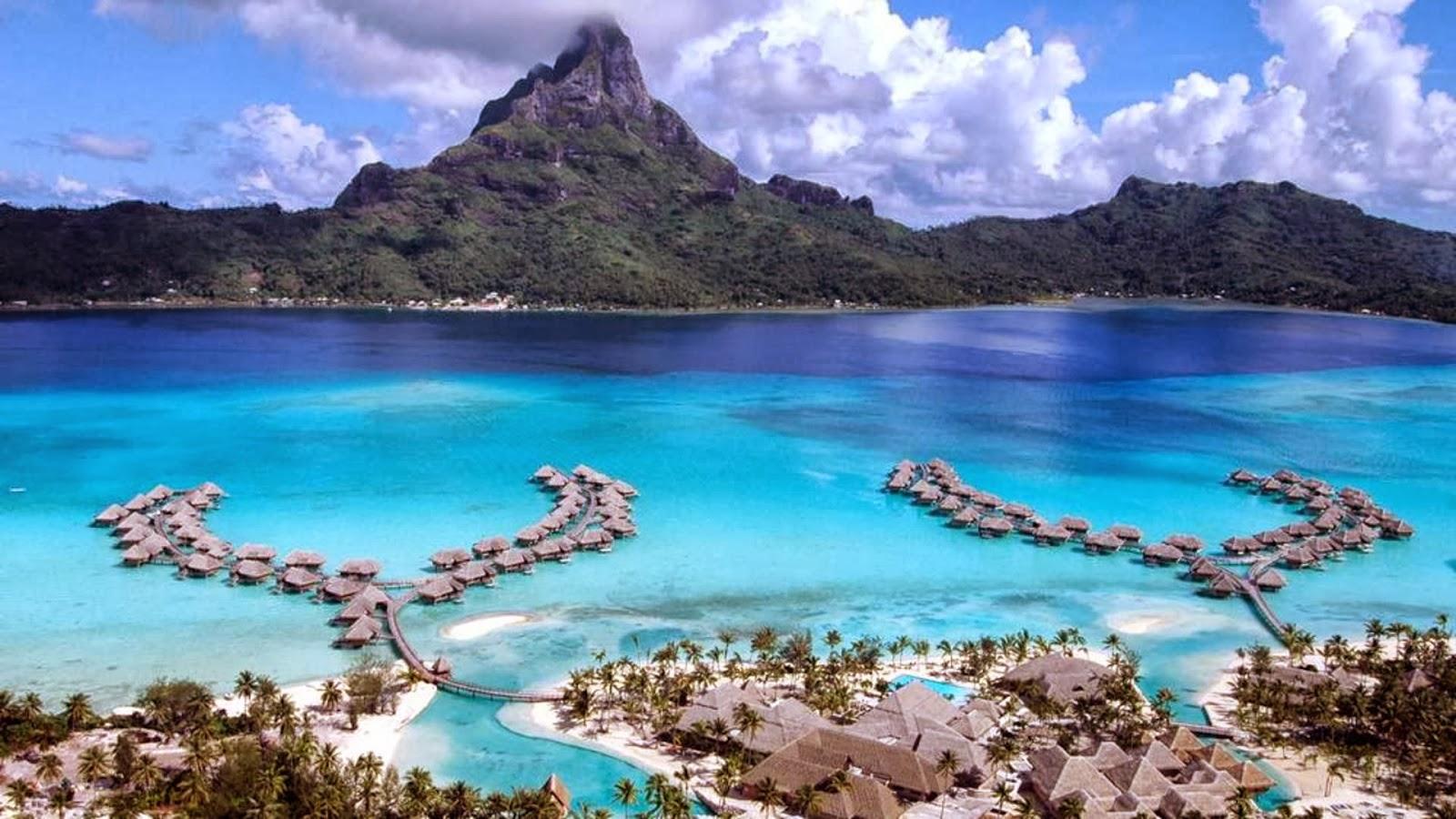Best Beach Hotels In Tahiti