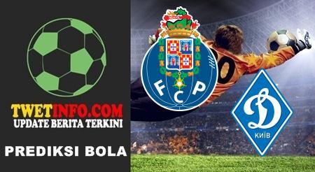 Prediksi Porto U19 vs Dynamo Kyiv U19