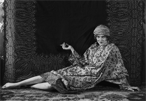 Flashback Summer:  International Vintage- Orientalism of the 1910s-1920s