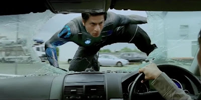Ra One Movie Shahrukh Video