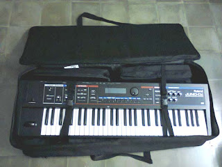 Tas Keyboard set plus stand