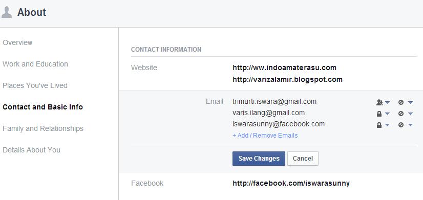 Cara Memberikan Security Berlapis Facebook 6
