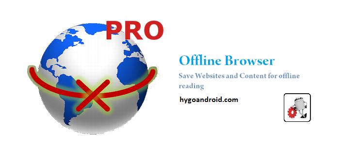 Offline Browser Pro v4.0 APK