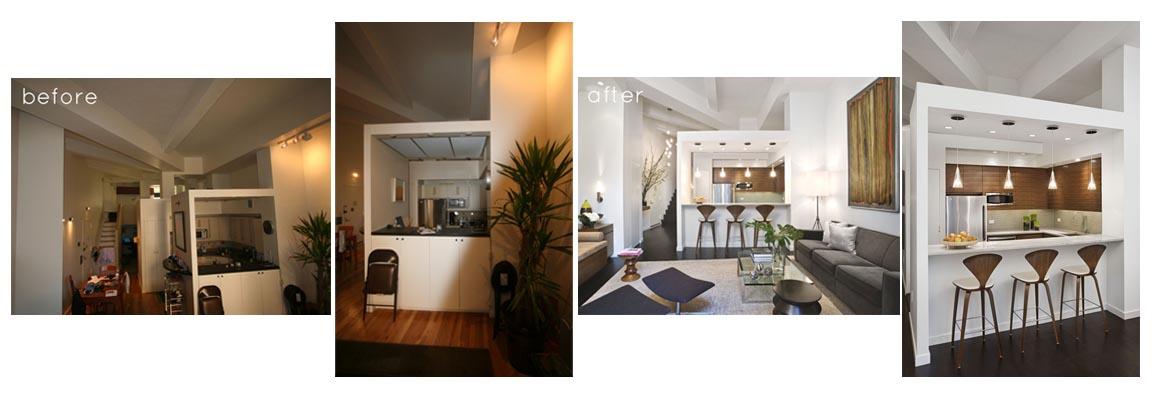 Ristrutturazione di un loft a New York  Blog Arredamento - Interior Design