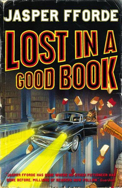 Lost in a good book - Jaspar Fforde