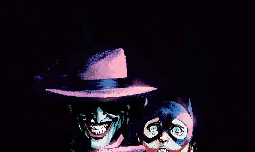 Sostituzione della Cover di Batman:The Killing Joke! ecco