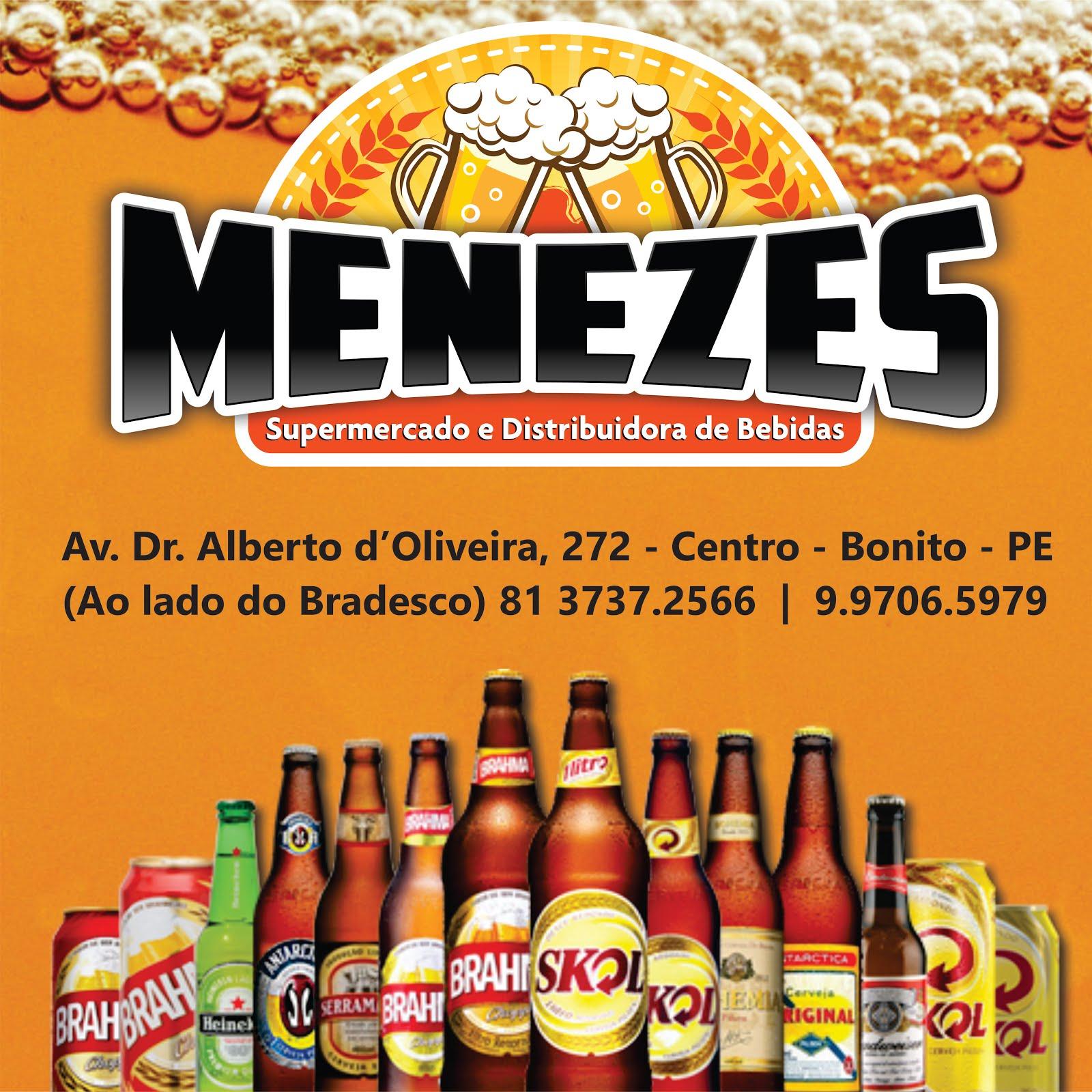 Menezes Distribuidora de Bebidas