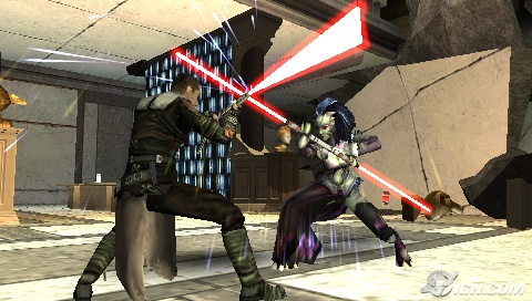 Review of...: Star Wars: The Force Unleashed PSP