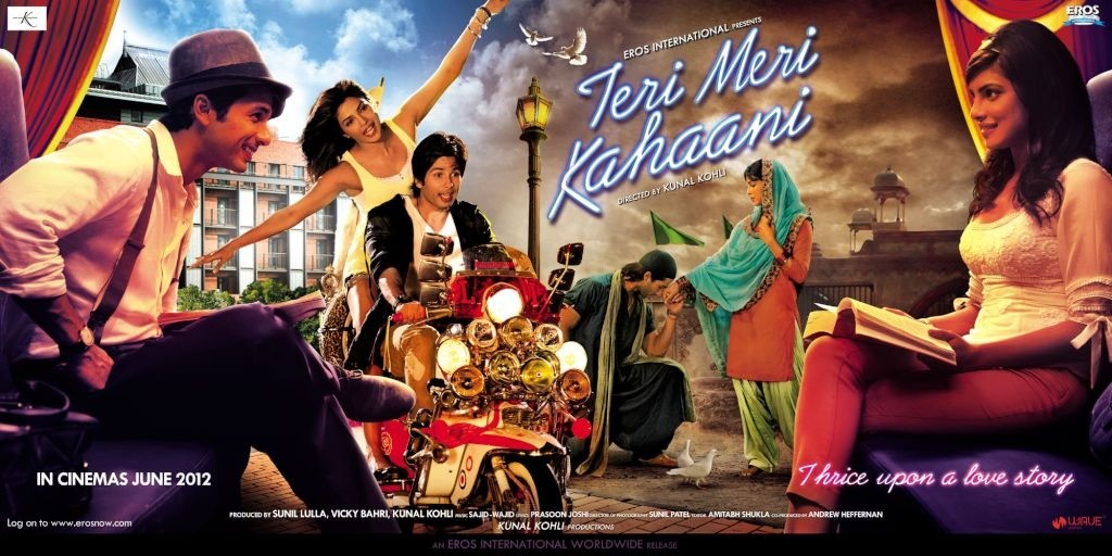 Teri Meri Kahaani (2012) – Hindi Movie DVDSCR