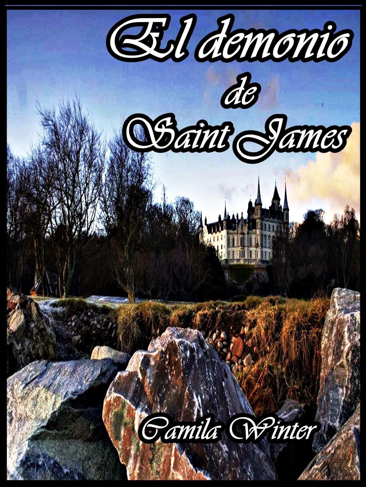 El demonio de Saint James- Serie Regencia Oscura