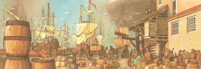 Puerto y Derecho mercantil