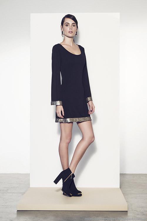 Moda otoño invierno 2015 vestidos. Clara otoño invierno 2015 ropa de moda mujer 2015.