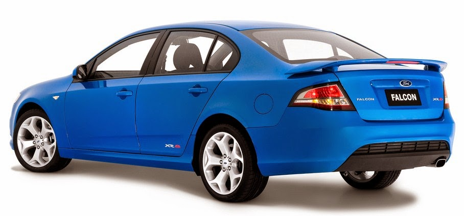 2015 Ford Falcon XR8 Design Performance Review