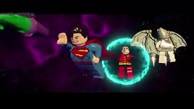 Lego Batman 3: Beyond Gotham Game - Comic-Con 2014 Trailer - Trailer Song / Music
