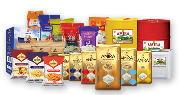 Amira Nature Foods