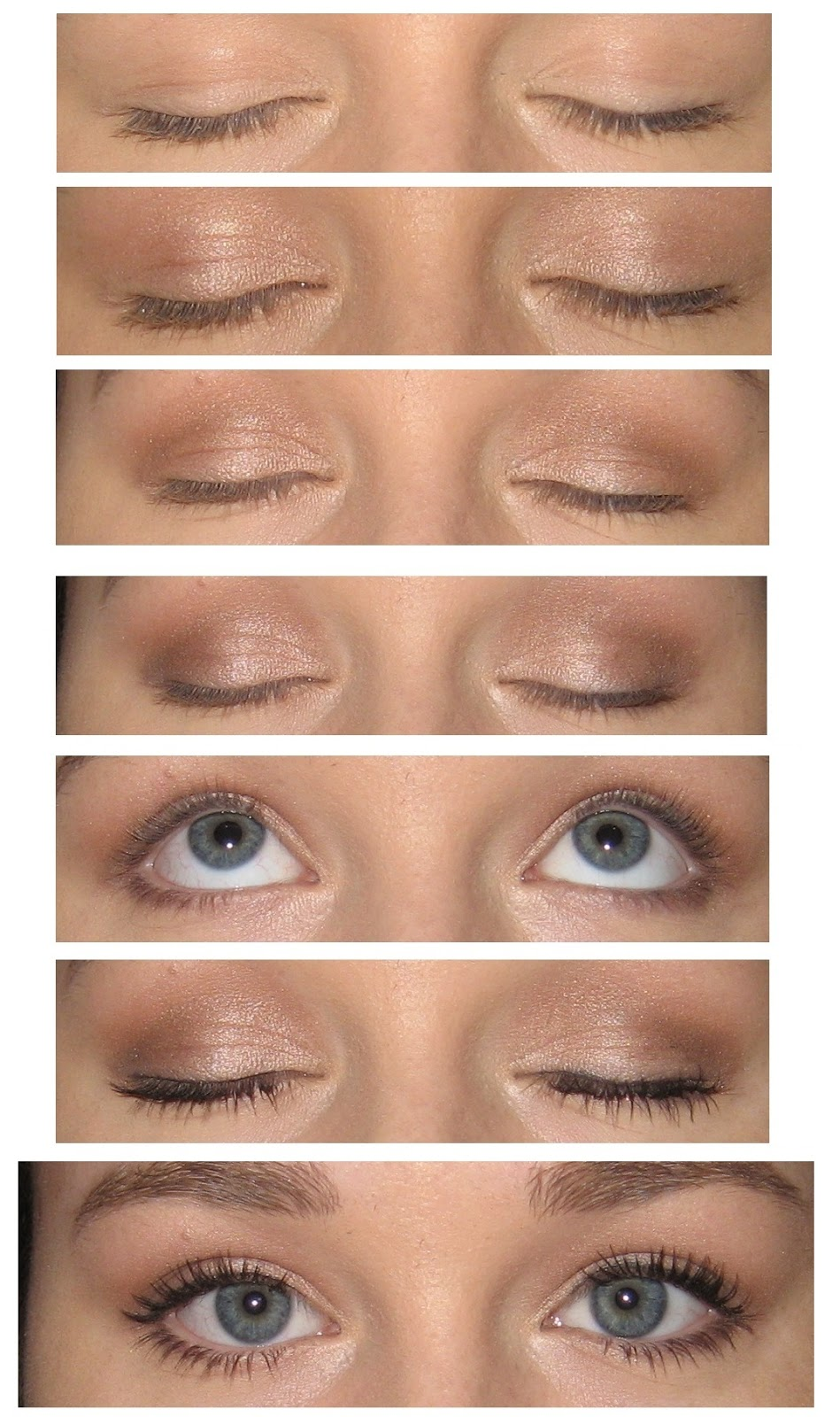Touch of class everyday eye makeup everyday eye makeup baditri Image collections