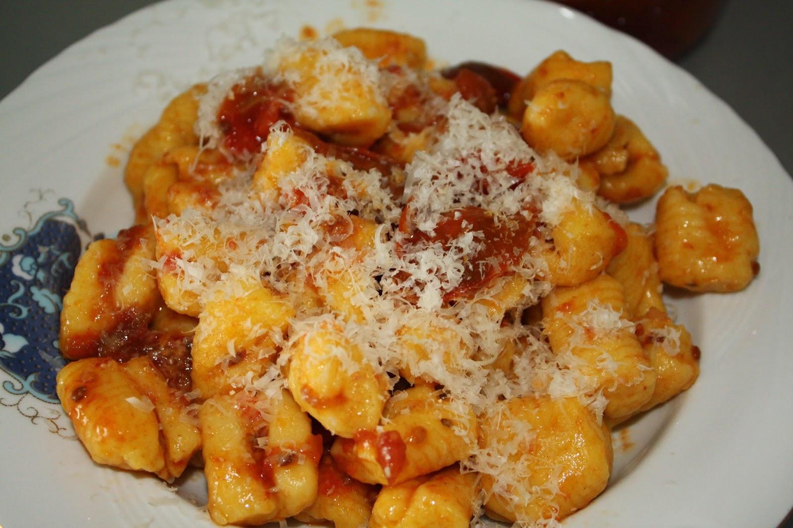 Gnocchi di patate | Into Oana\'s kitchen
