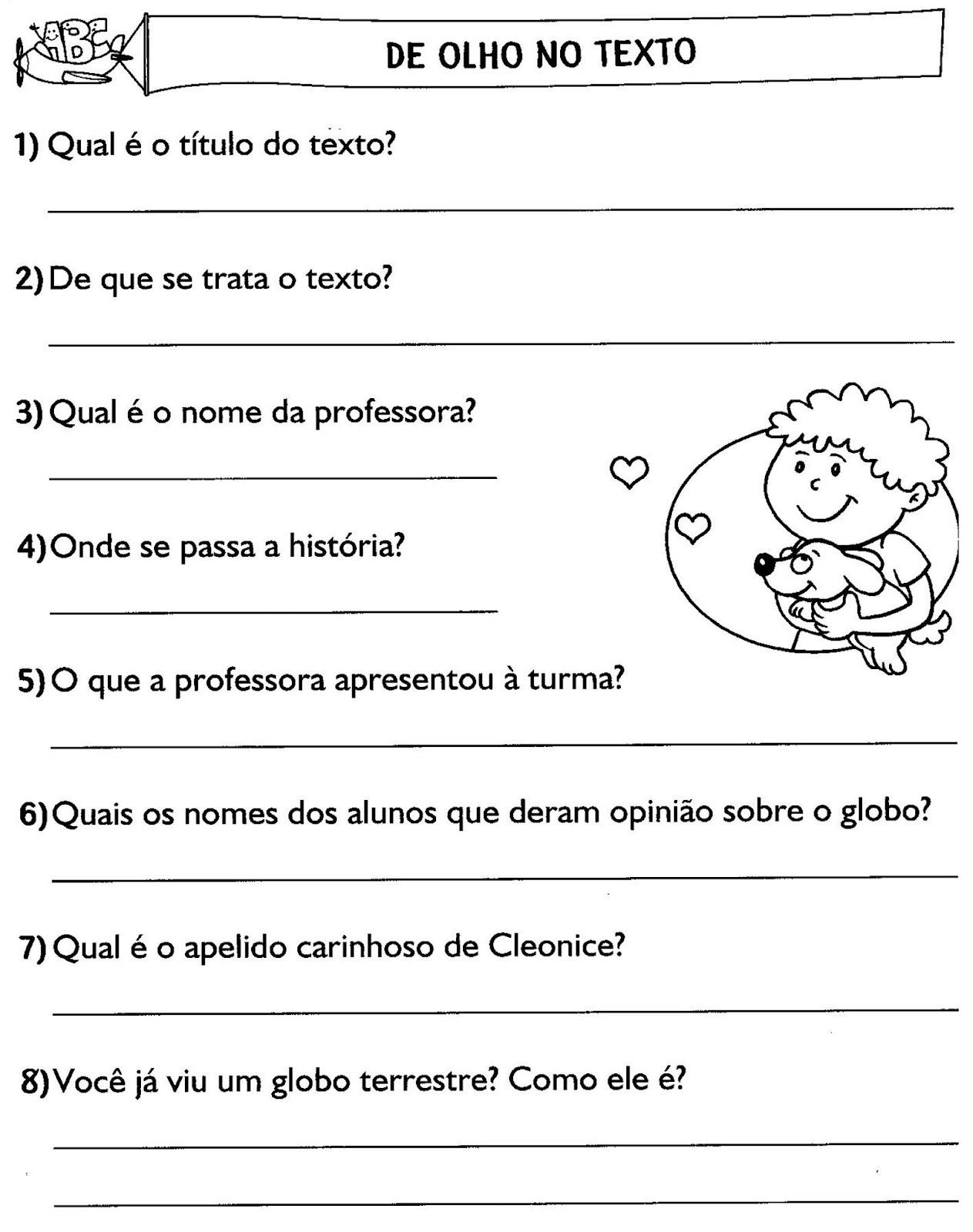 Excepcional ATIVIDADES EDUCACIONAIS PARA O TERCEIRO ANO DO ENSINO FUNDAMENTAL PI22