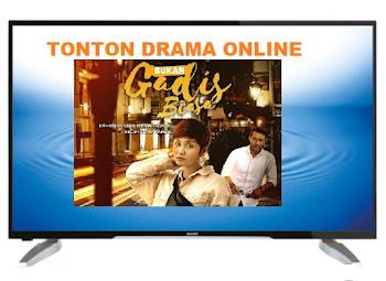TONTON Bukan Gadis Biasa (TV3)