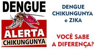 Combate a Zika, Dengue e Chikungunya