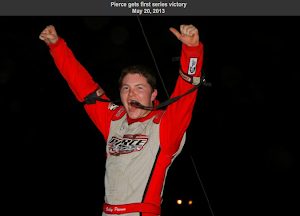 Bobby Wins!!! $2,000 @ Vermilion County Speedway Danville, IL