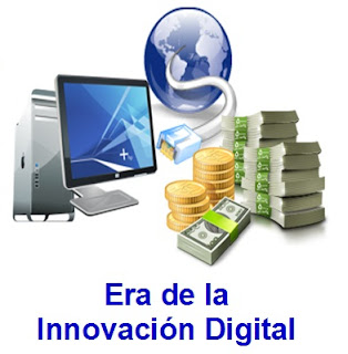 era de la innovación digital