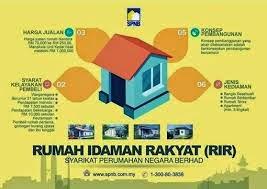 Program Rumah Idaman Rakyat RIR Online