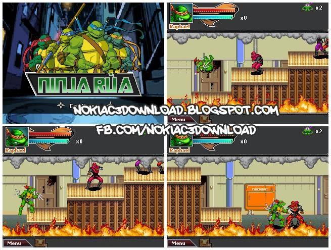 Imagem de demonstração do jogo em baixa resolução.