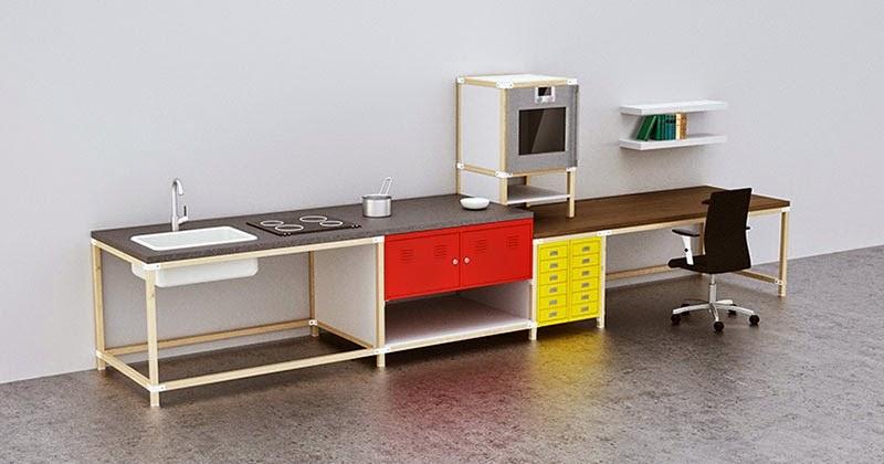 Diy el ingenioso sistema modular ikea hacka para armar t - Cocina infantil ikea ...