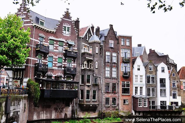 houses Delfshaven Rotterdam