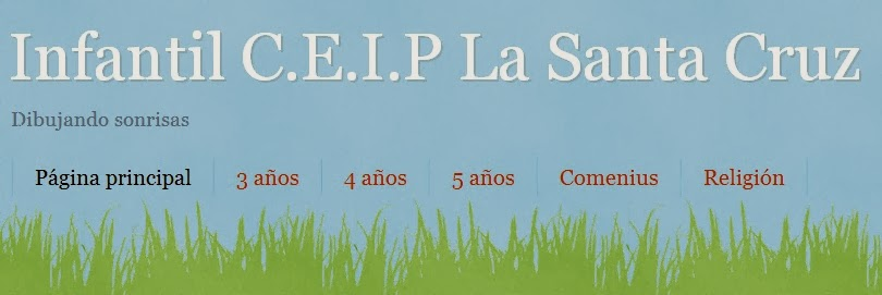 Blog Infantil La Santa Cruz
