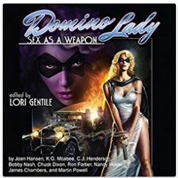 DOMINO LADY - SEX AS A WEAPON AUDIO