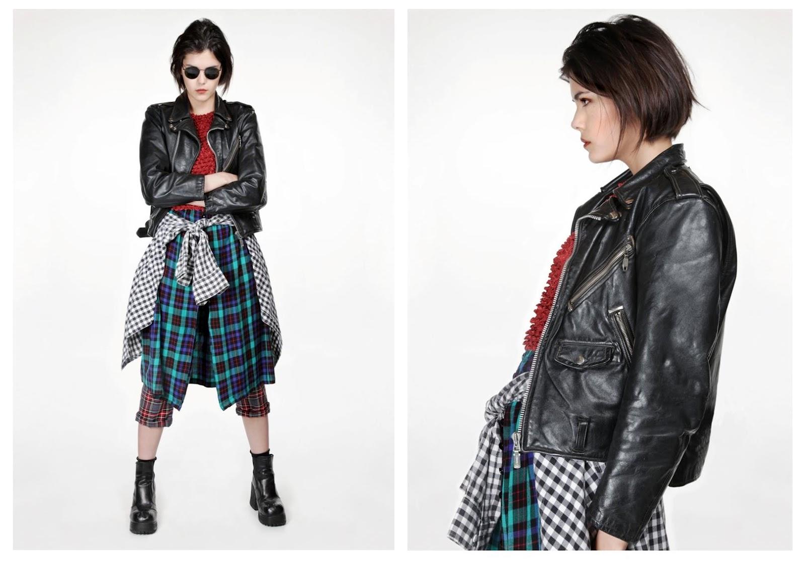 aw12 highland grunge rokit vintage clothing