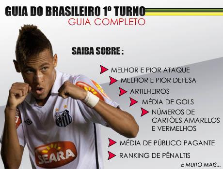 GUIA DO BRASILEIRÃO 2011, GUIA DO PRIMEIRO TURNO DO CAMPEONATO BRASILEIRO, MELHORES E PIORES DO PRIMEIRO TURNO, ARTILHEIROS, RANKING DE PÚBLICO, RANKING DE PENALTIS