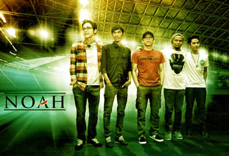 DAFTAR LAGU :: Download Lagu Noah Band Terbaru 2013