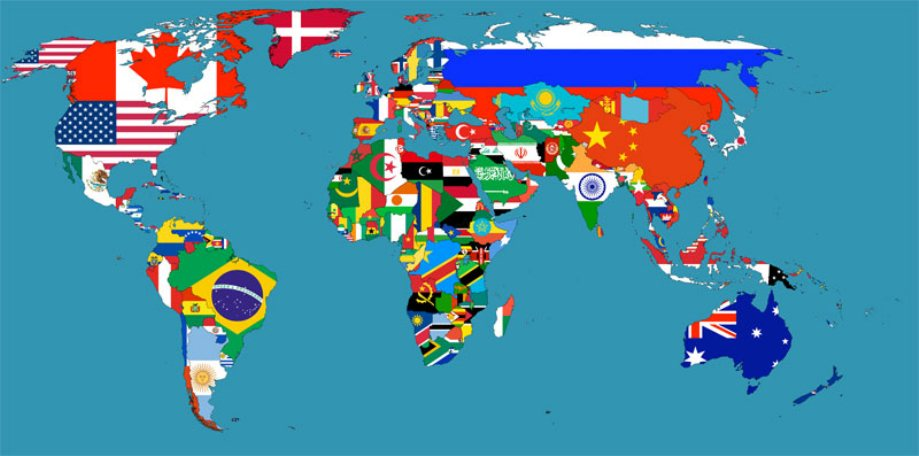 Флаги Азии — Википедия