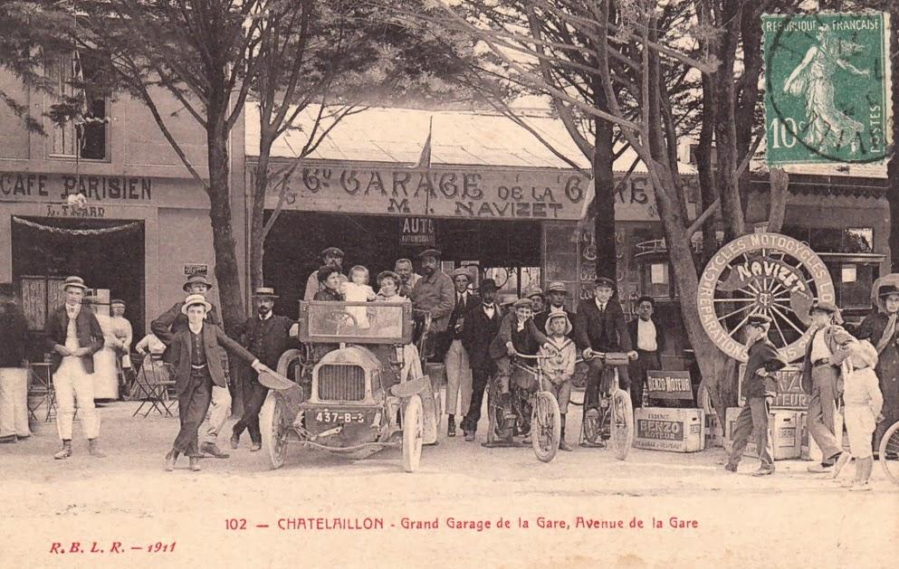 L 39 univers du garage et de la station service cartes for Garage de la gare pontault