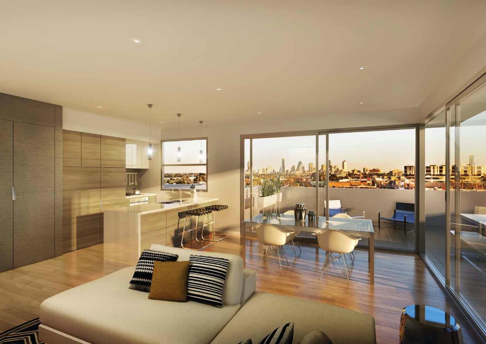 Luxury apartments designing ideas freshnist design for Apartment design melbourne