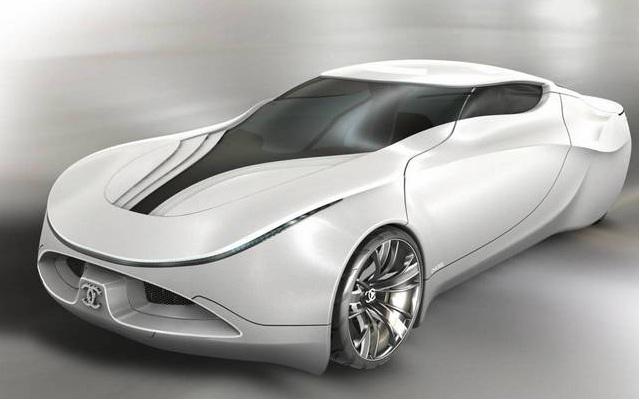 Concept Car Chanel Fiole Concept Car