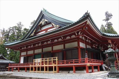 比叡山延暦寺 除夜の鐘
