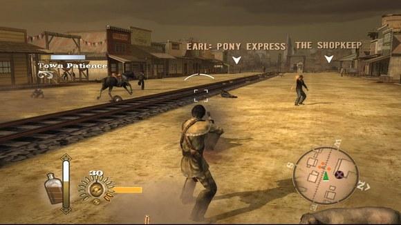 gun pc game screenshot 3 Gun (PC/ENG) RiP Version